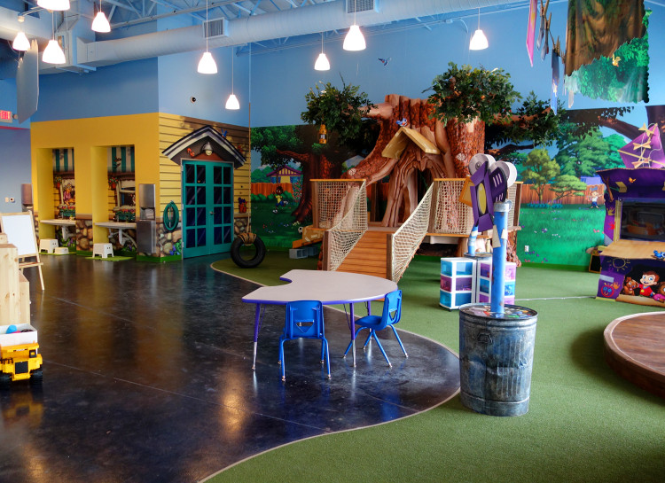 APH Main Play Area