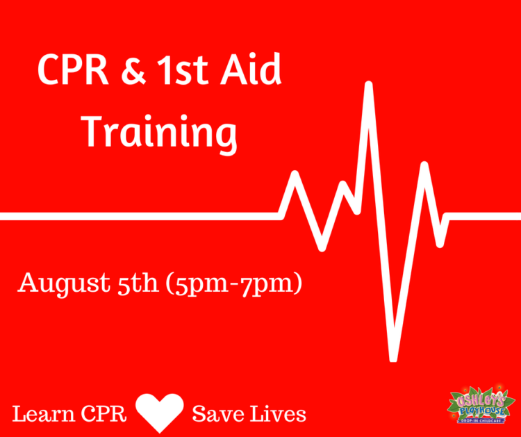Cpr 1st Aid Class