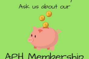 Ashley's Playhouse Memberships