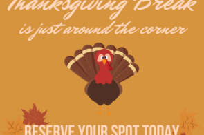 Thanksgiving Reservations