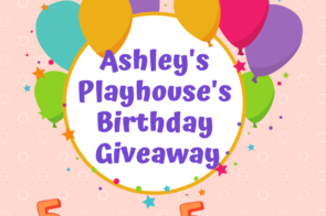 5th Birthday Giveaway