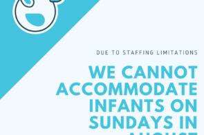 Sunday Update for Infants